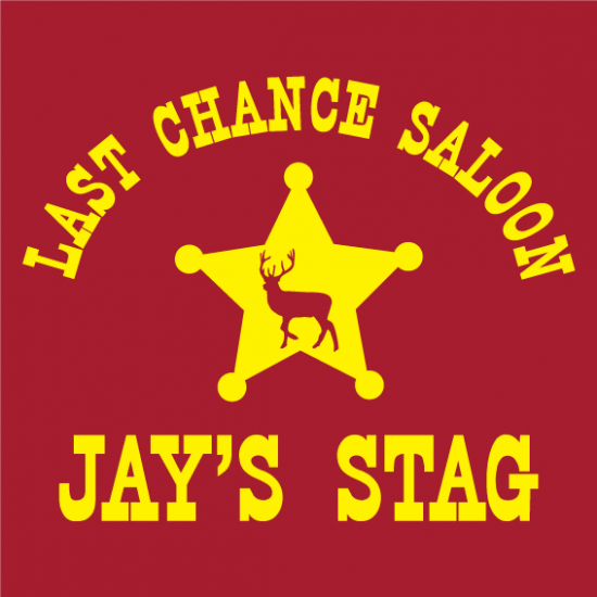 SALOON-STAG