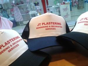 jt plastering hat