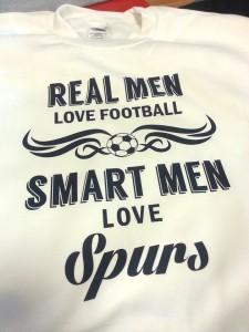 real men spurs